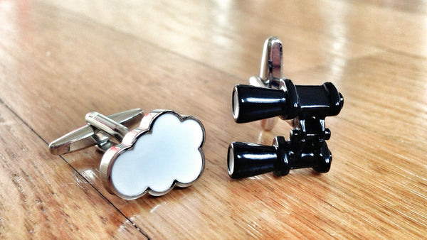 Head in the Clouds Cufflinks