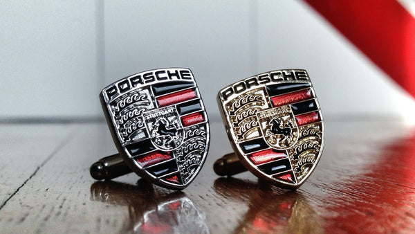 Porsche Fanatic Cufflinks