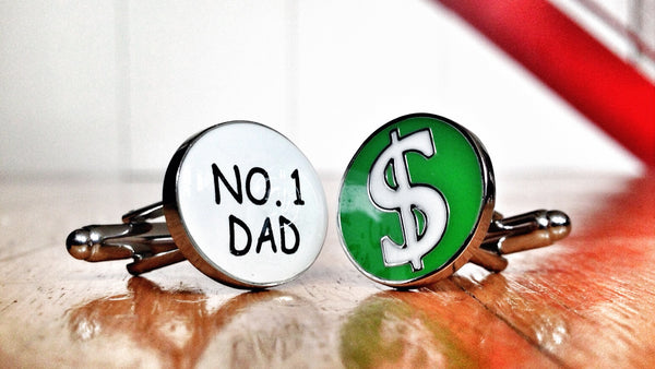 Pimping Sugar Daddy Cufflinks