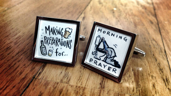 The Hangover Cufflinks