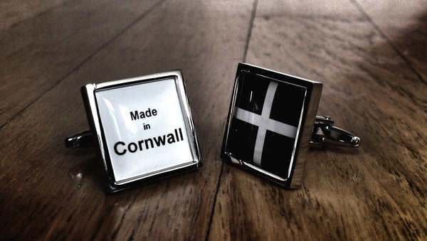 Made in Cornwall Cufflinks