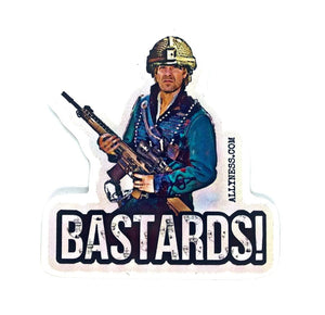 Rifles Sharpe bastard Sticker