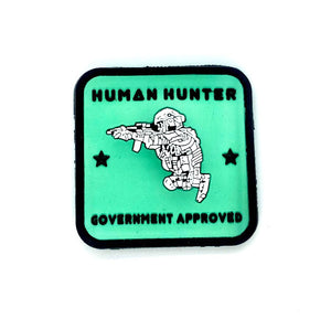 Human Hunter Morale Patch