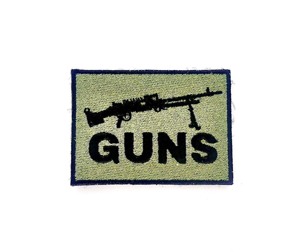 GUNS Pl patch