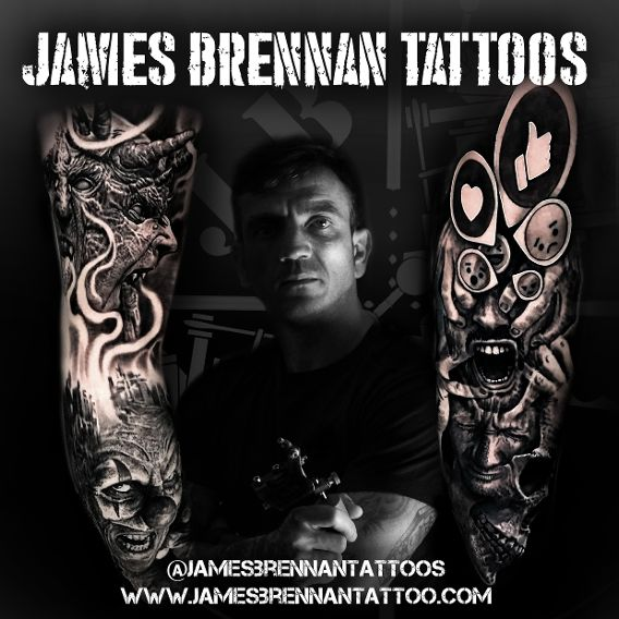 James Brennan Tattoos