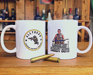 Ally Shoot Out Mug
