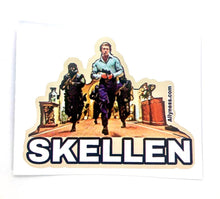 Load image into Gallery viewer, Skellen goes after the girl sticker