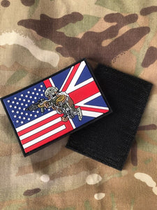 Ally US/UK Morale Patch