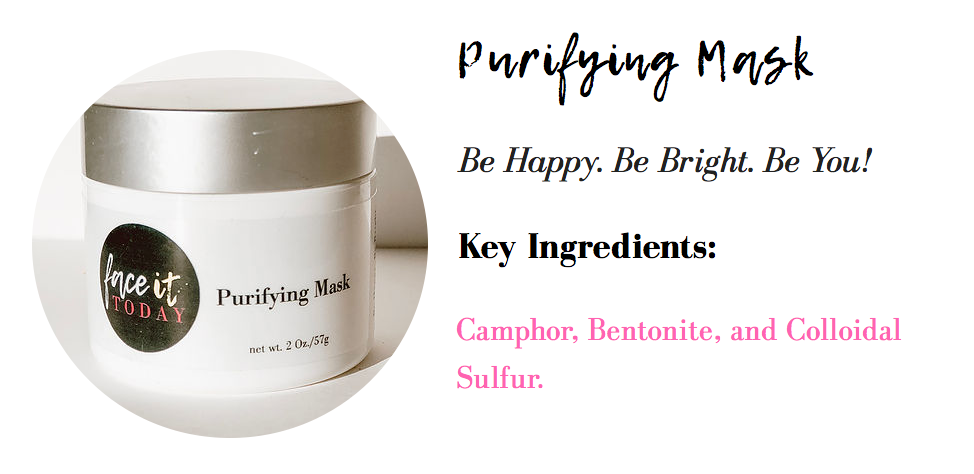 Face It Today Purifying Mask