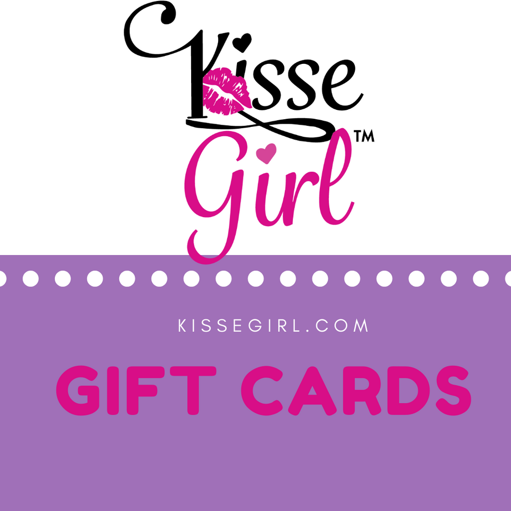 kisse girl gift cards
