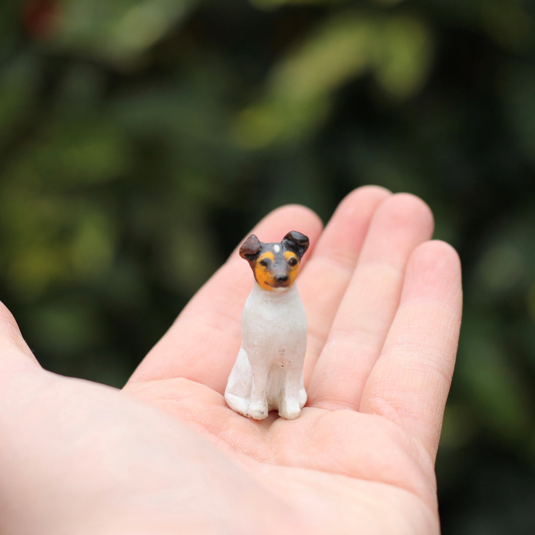 Pocket Sized Pet Totem Sculpture