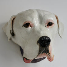 Load image into Gallery viewer, Pet Head Wall Mounted Sculpture