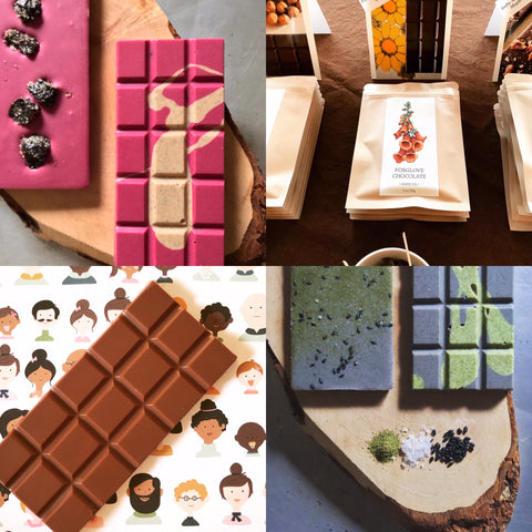 Monthly Subscription by Foxglove Chocolate in Portland, Oregon