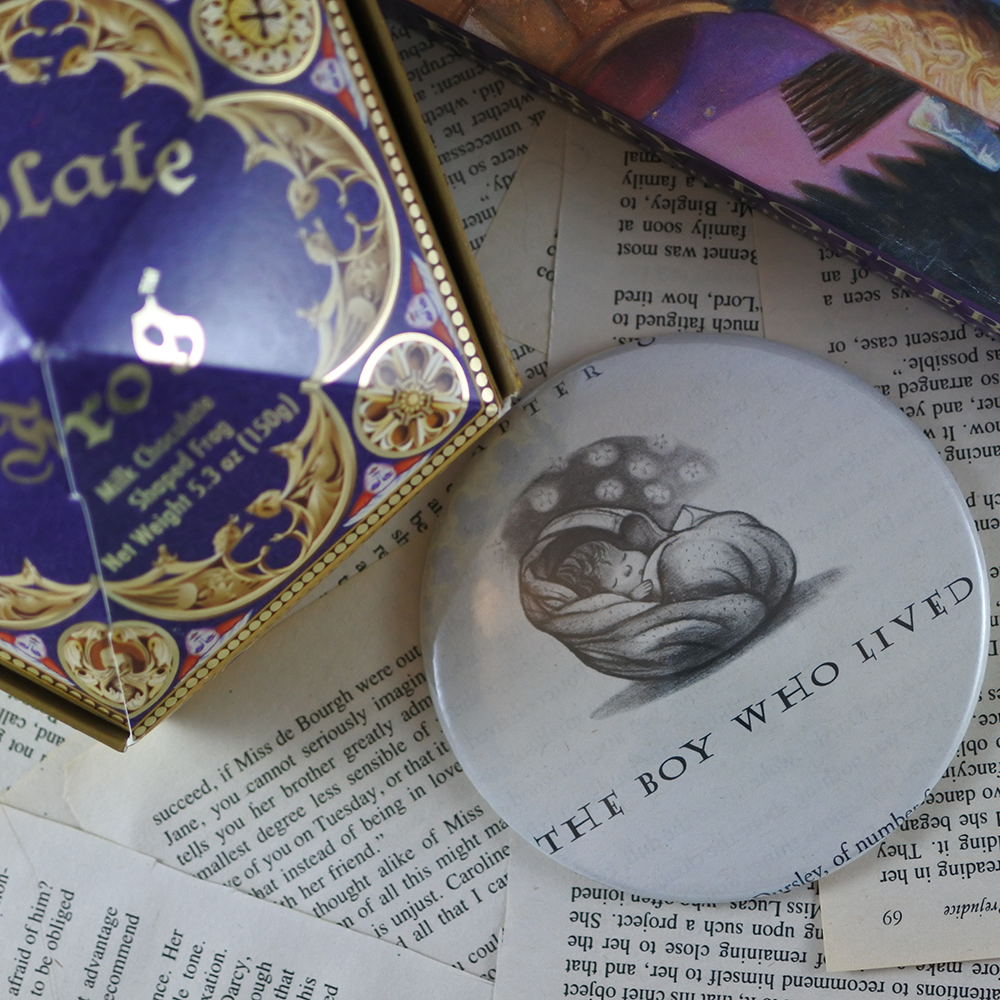 Literary Pocket Mirror