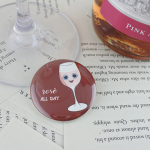 Wine Lover Buttons