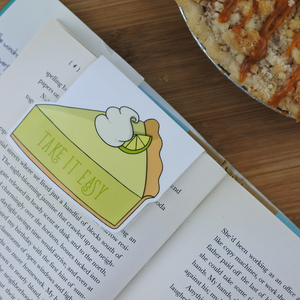 Pie Bookmark