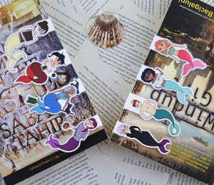MerMazing Mermaids Bookmarks
