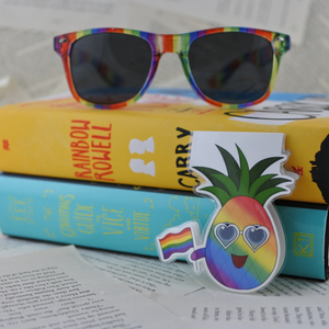 Pride-apple Magnetic Bookmark