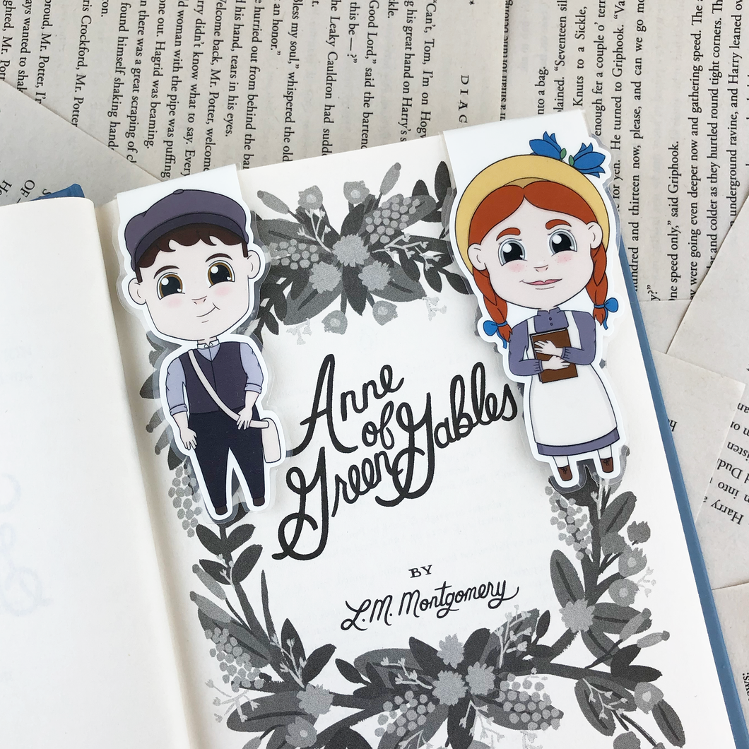 Anne of Green Gables Bookmarks