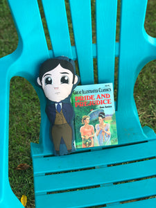 Gilbert Blythe Sew Your Own Plushie