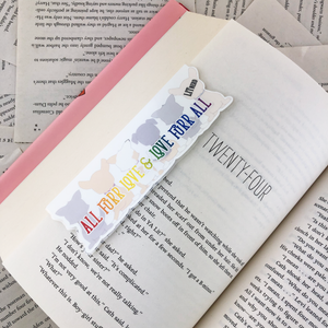 Pride Pets Bookmark