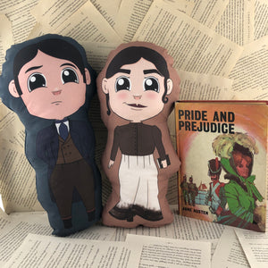 Pride and Prejudice Plushie