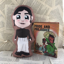 Load image into Gallery viewer, Pride and Prejudice Plushie