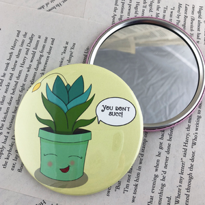 Succulent Lover Mirrors