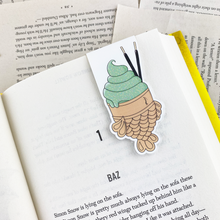 Load image into Gallery viewer, Taiyaki Magnetic Bookmark