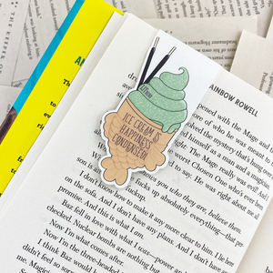 Taiyaki Magnetic Bookmark
