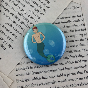 MerMazing Mermaid Buttons