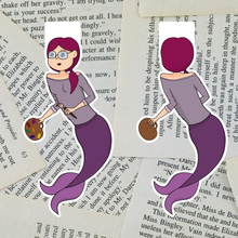 Load image into Gallery viewer, MerMazing Mermaids Bookmarks