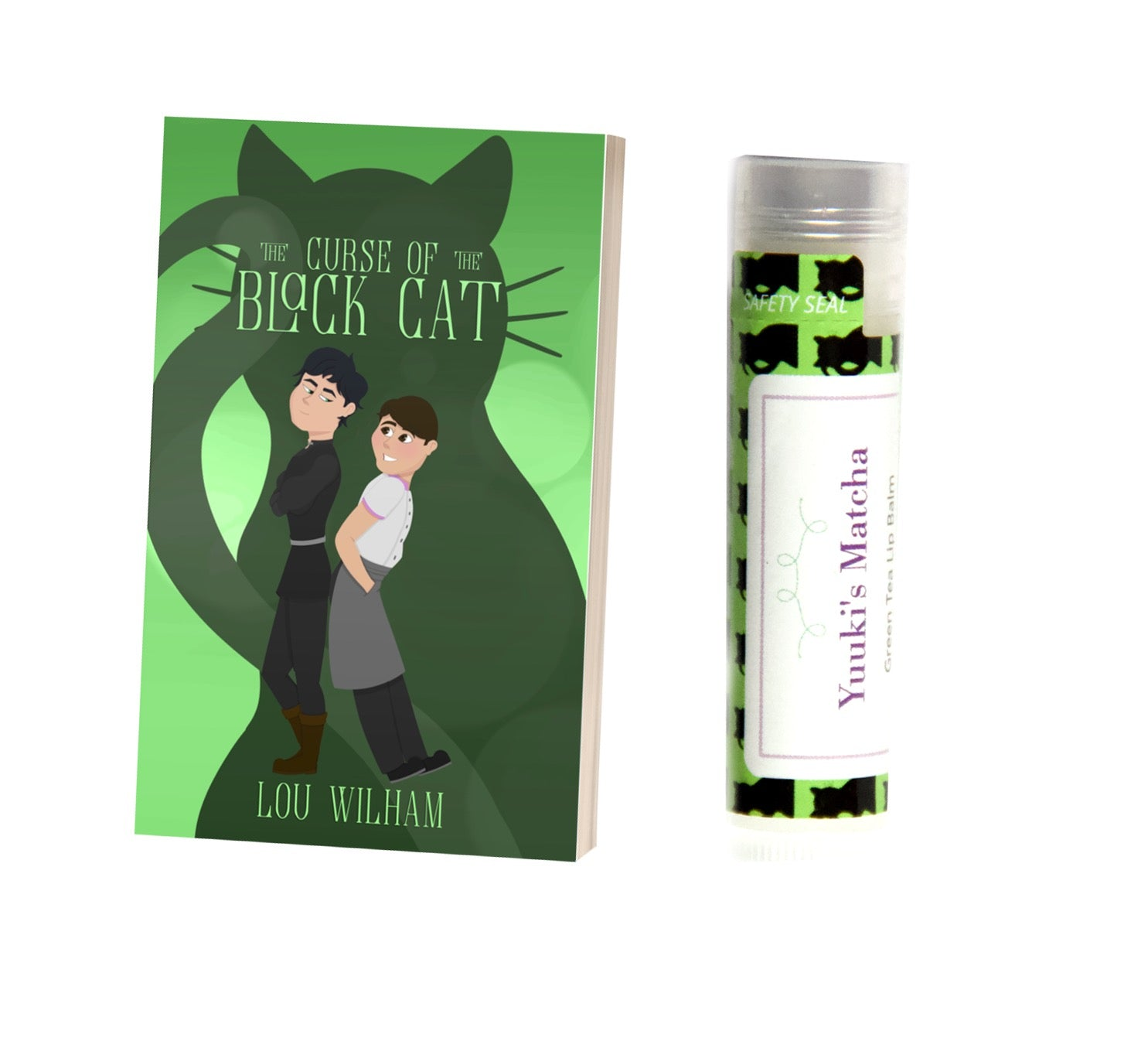 The Curse of The Black Cat Bundle - $10
