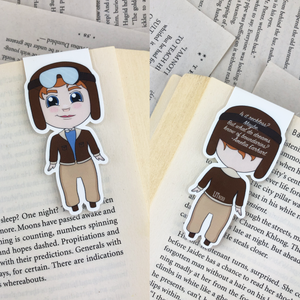 Fierce Female Bookmarks