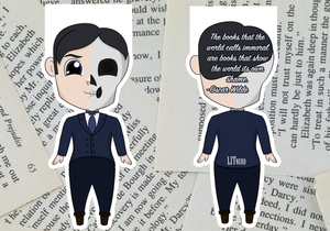 The Picture of Dorian Gray Bookmark