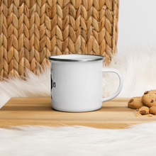 Load image into Gallery viewer, Defiant Duchess Enamel Mug