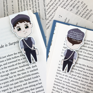 Custom Magnetic Bookmark