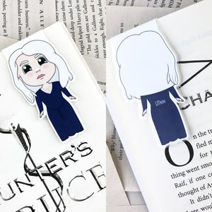 Elle Beaumont's The Hunter Series Bookmarks