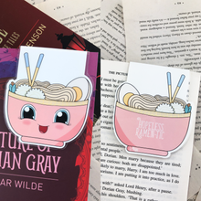 Load image into Gallery viewer, Ramen Cutie Bookmarks