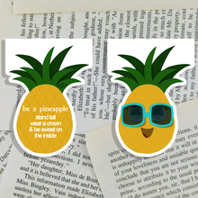 Load image into Gallery viewer, Pineapple Bookmark