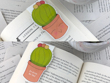 Load image into Gallery viewer, Succulent Magnetic Bookmarks