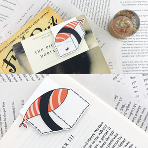 Sushi Magnetic Bookmarks