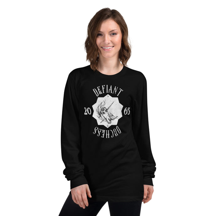 Defiant Duchess Long sleeve t-shirt