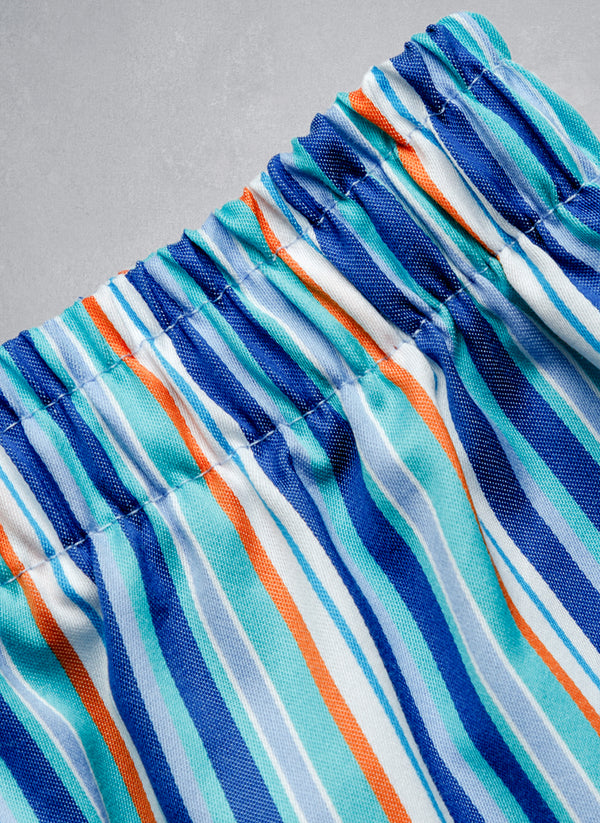 The Perfect Boxer Short in Multi Stripe