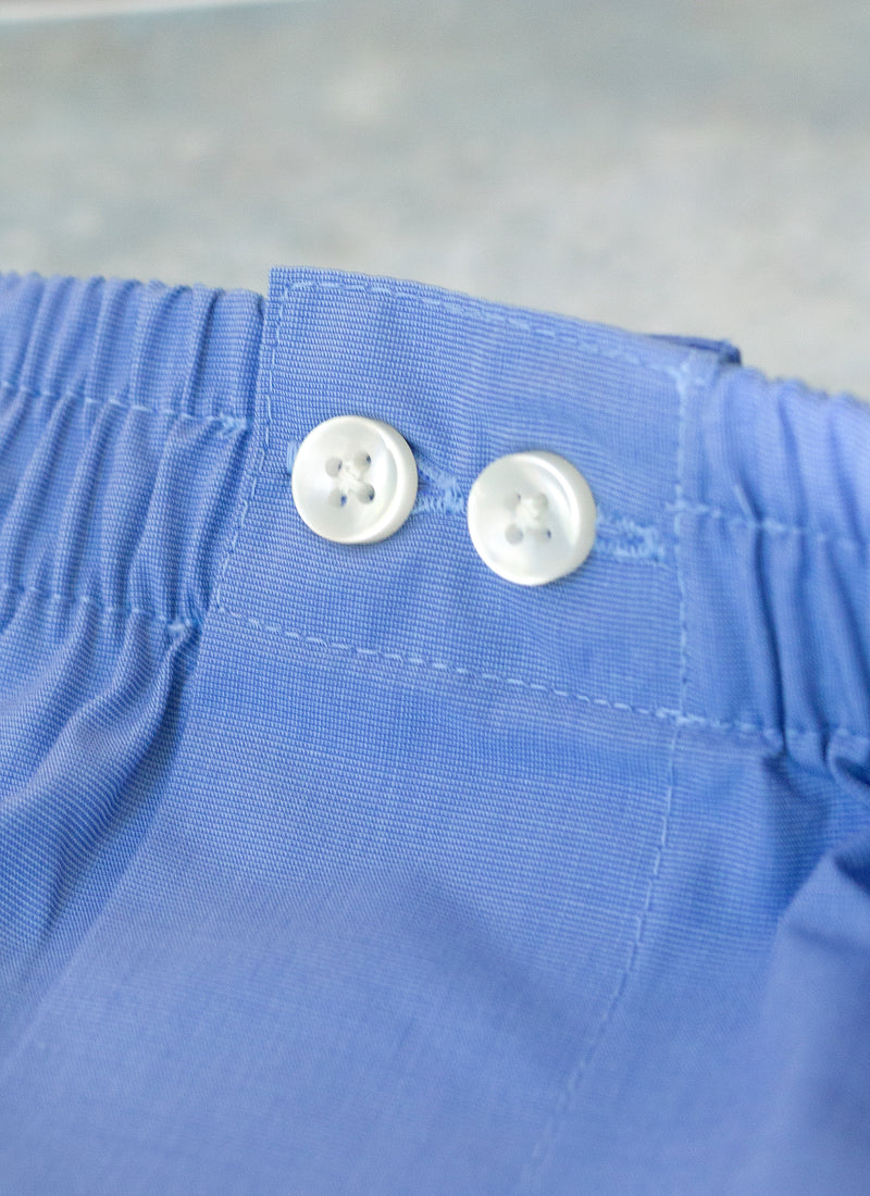 The Perfect Boxer Short in Blue End-on-End