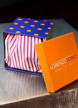 Gift Box-Polka Dots and Houndstooth