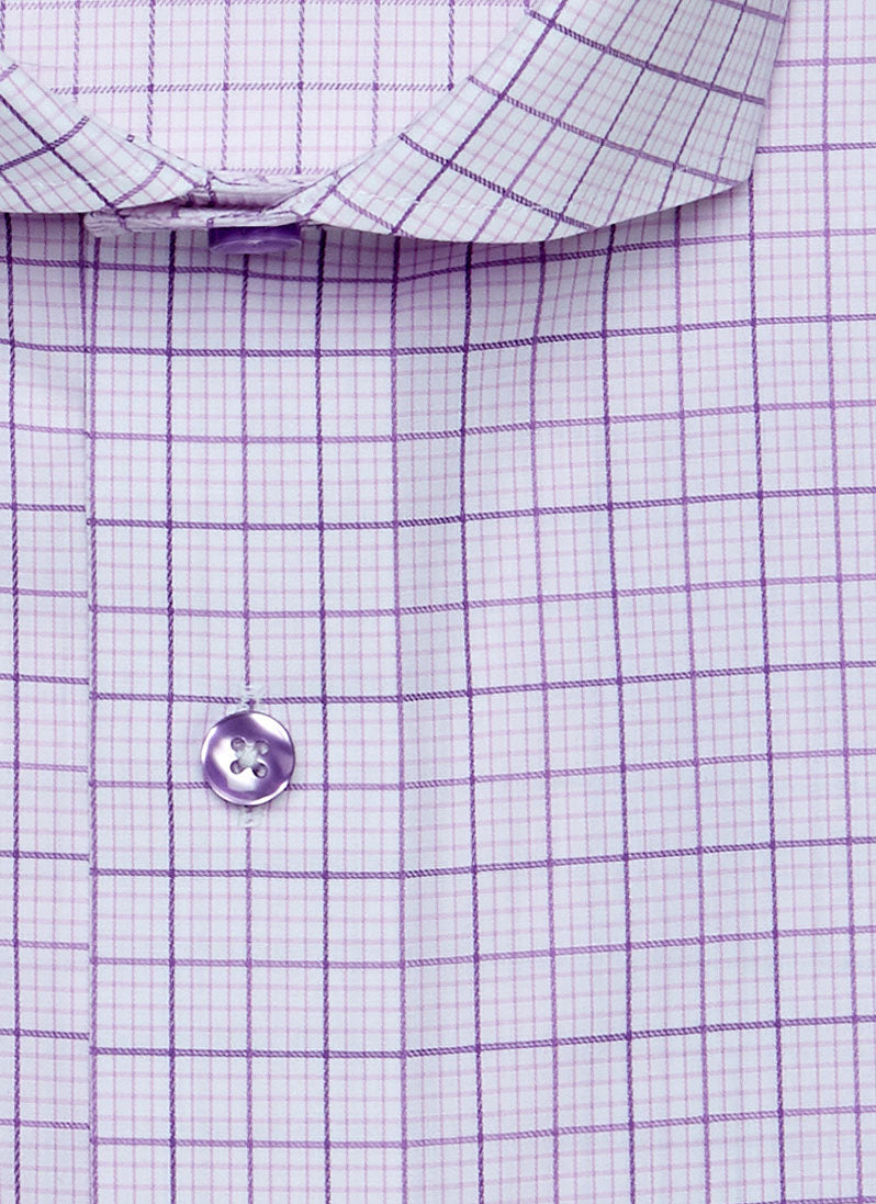 Maxwell in Pink & Purple Check