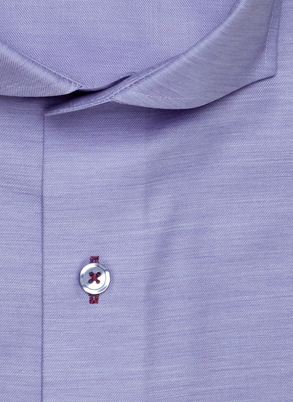 Maxwell in Lavender Heather Shirt