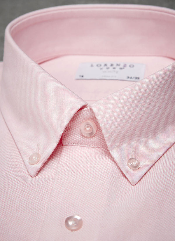 Alexander in Pink Oxford