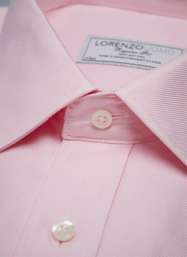 William in Pink Twill